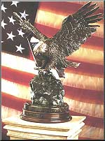 American Spirit by Edward L. Hankey part of our Sculpture Gallery