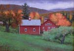 Apple Autumn by Timothy Tyler part of our Miniatures Gallery